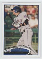 2012 Topps Pro Debut #159 Wilmer Flores St. Lucie Mets Rookie Baseball Card