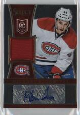 2013 Panini Rookie Anthology #323 Michael Bournival Montreal Canadiens Auto Card