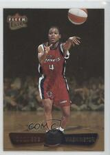 2002 Fleer Ultra WNBA Gold Medallion #9 Coquese Washington Houston Comets (WNBA)
