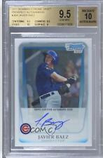 2011 Bowman Chrome Draft Picks & Prospects #BCAP-JBA Javier Baez BGS 9.5 Auto