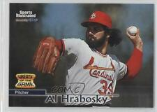 1999 Fleer Sports Illustrated Greats of the Game #71 Al Hrabosky Baseball Card