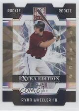 2009 Donruss Elite Extra Edition Status Gold #72 Ryan Wheeler Baseball Card