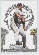 2005 Topps Rookie Cup #130 CC Sabathia Cleveland Indians Baseball Card