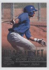 2011 Playoff Contenders Draft Tickets #DT67 Shawon Dunston Jr Chicago Cubs Jr.