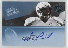 2012 Press Pass Signings Blue #PPS-DS Devon Still Penn State Nittany Lions Auto