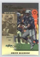 1999 Score The Franchise #17 Drew Bledsoe New England Patriots Football Card