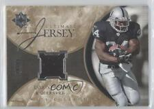 2006 Ultimate Collection Game Jersey #UL-JO LaMont Jordan Oakland Raiders Card