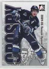 2005-06 In the Game Series 15 Sidney Crosby Rimouski Oceanic (QMJHL) Hockey Card