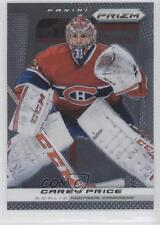 2013-14 Panini Prizm #41 Carey Price Montreal Canadiens Hockey Card
