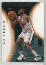 2003 Upper Deck Hardcourt UD Promo #55 Jamaal Magloire New Orleans Hornets Card