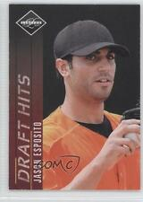 2011 Panini Limited Draft Hits 11 Jason Esposito Baltimore Orioles Baseball Card