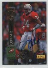 1994 Signature Rookies Authentic #2 Trev Alberts Nebraska Cornhuskers Auto Card