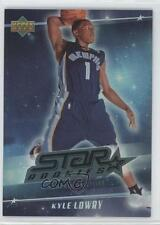 2006-07 UD Reserve #223 Kyle Lowry Memphis Grizzlies Rookie Basketball Card