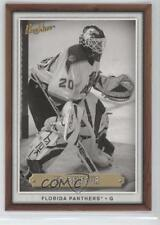 2006-07 Upper Deck Bee Hive Wood #57 Ed Belfour Florida Panthers Hockey Card
