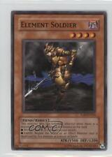 2004 Yu-Gi-Oh! Soul of the Duelist #SOD-EN024 Element Soldier YuGiOh Card