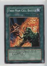 2004 Yu-Gi-Oh! Soul of the Duelist #SOD-EN045 Two-Man Cell Battle YuGiOh Card