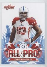 2010 Score All-Pro Glossy #9 Dwight Freeney Indianapolis Colts Football Card