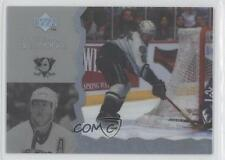 1996-97 Upper Deck Ice #77 Teemu Selanne Anaheim Ducks (Mighty of Anaheim) Card