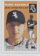 2003 Topps Heritage #59 Mark Buehrle Chicago White Sox Baseball Card