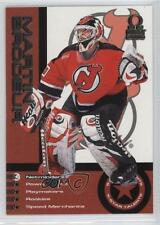1999-00 Pacific Omega 5-Star Talents #28 Martin Brodeur New Jersey Devils Card