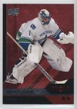 2013 Upper Deck Black Diamond Star Rubies #110 Roberto Luongo Vancouver Canucks