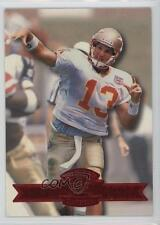 1996 Press Pass Paydirt Draft Picks Red #23 Danny Kanell Florida State Seminoles