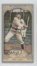 2012 Topps Gypsy Queen Mini Back #229 Ty Cobb Detroit Tigers Baseball Card