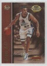1997-98 Bowman's Best Techniques Refractor #T3 Grant Hill Detroit Pistons Card