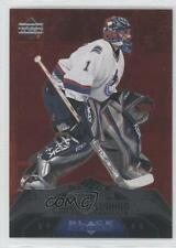 2007-08 Upper Deck Black Diamond Ruby #188 Roberto Luongo Vancouver Canucks Card