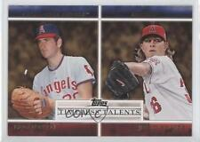 2012 Topps Timeless Talents #TT-14 Nolan Ryan Jered Weaver Los Angeles Angels