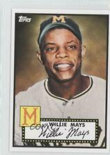 2012 Topps '52 Retro VIP National Convention Base #410 Willie Mays Baseball Card