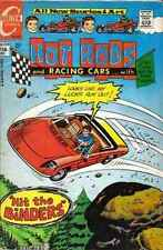 Hot Rods and Racing Cars #109 in Very Fine condition. FREE bag/board
