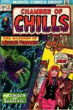 Chamber of Chills (1972 series) #13 in Fine + condition. FREE bag/board