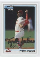 2010 Bowman Draft Picks & Prospects #BDPP26 Tyrell Jenkins St. Louis Cardinals