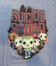 FUNKO POP! Suicide Squad Legion Of Collectors DC T-Shirt Brand New In Package