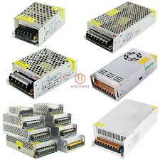 Universal DC 1A-10A-20A-60A-70A Switching Power Supply Adapter 5V/24V LED Strip