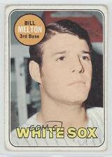 1969 Topps #481 Bill Melton Chicago White Sox RC Rookie Baseball Card