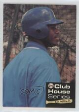 1992 Front Row Club House Series #10 Ken Griffey Jr Seattle Mariners Jr. Card