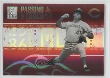 2005 Donruss Elite Passing the Torch Red #PT-39 Tom Seaver Mark Prior Card