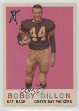 1959 Topps #12 Bobby Dillon Green Bay Packers Football Card