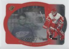 1996-97 SPx #16 Chris Osgood Detroit Red Wings Hockey Card
