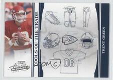 2006 Playoff Absolute Memorabilia Tools of the Trade Blue #TOT-140 Trent Green