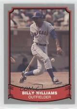 1988 Pacific Baseball Legends #90 Billy Williams Chicago Cubs Card