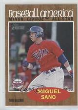 2011 Topps Heritage Minor League Edition #234 Miguel Sano Minnesota Twins Card