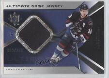 2004-05 Ultimate Collection Game Jersey #UGJ-MN Markus Naslund Vancouver Canucks