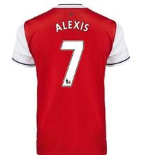 Puma Arsenal 2016/17 Youth Home Jersey Short Sleeve Red/White Alexis 7