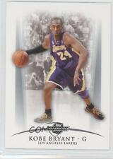 2008-09 Topps Hardwood #58 Kobe Bryant Los Angeles Lakers Basketball Card