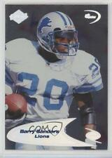 1998 Collector's Edge Odyssey Level 1 Galvanized #237G Barry Sanders Card
