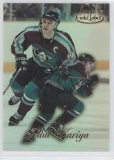 1998 Topps Gold Label Class 1 #51 Paul Kariya Anaheim Ducks (Mighty of Anaheim)
