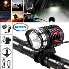 10000Lumen 3xCREE XM-L2 LED Cycling Front Bicycle Lamp Bike Headlamp Light Torch